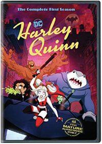 Harley Quinn: The Complete First Season DVD cover