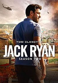 Tom Clancy's Jack Ryan - Season Two DVD cover
