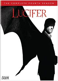 Lucifer: The Complete Fourth Season DVD cover