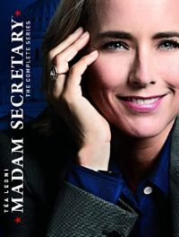 Madam Secretary: The Complete Series DVD cover
