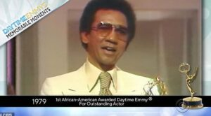 Al Freeman, Jr. at Daytime Emmys 1979