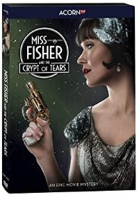 Miss Fisher and the Crypt of Tears DVD cover
