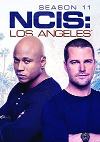 NCIS: Los Angeles: The Eleventh Season DVD cover