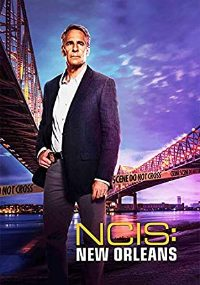 NCIS: New Orleans: The Sixth Season DVD cover