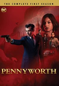 Pennyworth: The Complete First Season DVD cover