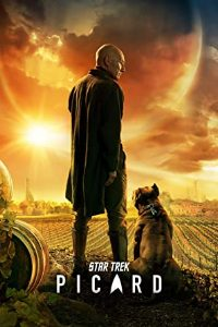 Star Trek: Picard - Season One DVD cover