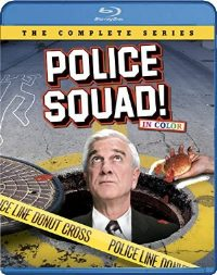 Police Squad: The Complete Series [Blu-ray] DVD cover
