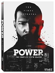 Power Season 6 DVD cover