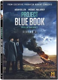 Project Blue Book - Season 2 DVD cover