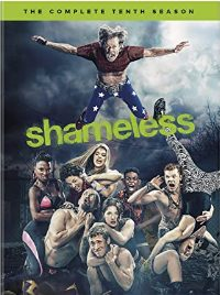 Shameless: Season 10 DVD cover