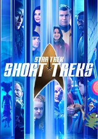 Star Trek: Short Treks DVD cover