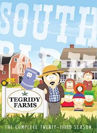 South Park: The Complete Twenty-Third Season DVD cover