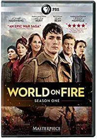 World on Fire Season One DVD cover