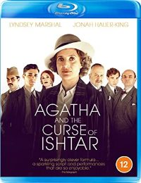 Agatha and the Curse of Ishtar [Blu-ray] cover
