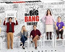 The Big Bang Theory: The Complete Series (Limited Edition Blu-ray + Digital) cover