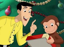 Curious George and Yellow Hat Man