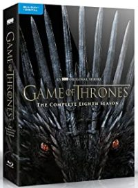 Game of Thrones: Season 8 (Blu-ray + Digital) cover
