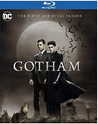 Gotham: The Complete Fifth Season (Blu-ray) cover