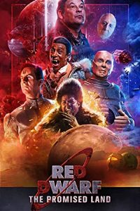 Red Dwarf: The Promised Land (Blu-ray) cover
