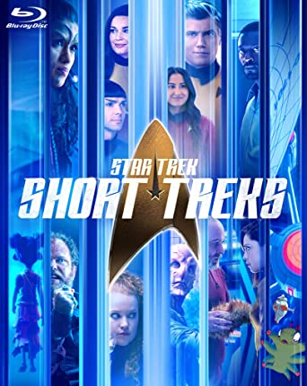 Star Trek: Short Treks on Blu-ray