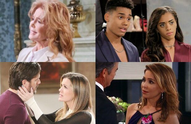 daytime soap characters