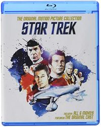 Star Trek: Original Motion Picture Collection [Blu-ray] cover