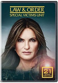 Law & Order: Special Victims Unit – Season 21 DVD cover