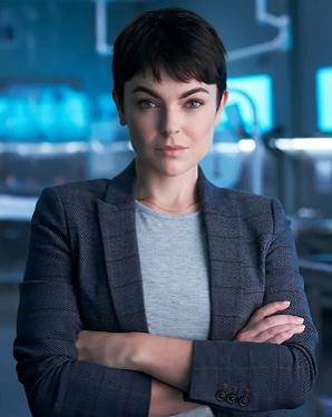 "Serinda Swan of ""Coroner"" on The CW"