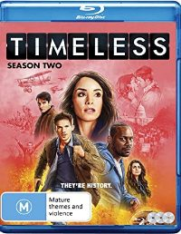 Timeless: Season Two cove