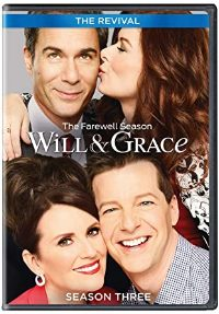 Will and Grace Revival - Season 3 DVD cover