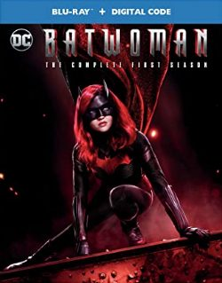 Batwoman - The Complete First Season Blu-ray cover
