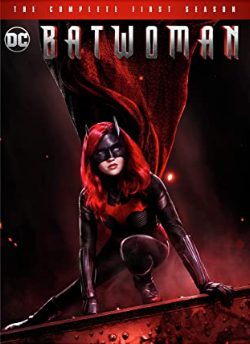 Batwoman - The Complete First Season DVD cover