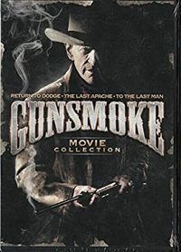 Gunsmoke Movie Collection DVD cover