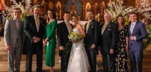 Blue Bloods wedding
