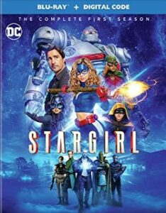 DC's Stargirl: The Complete First Season (Blu-ray + Digital Copy) DVD cover
