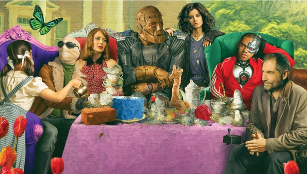 Doom Patrol Season 2 cast