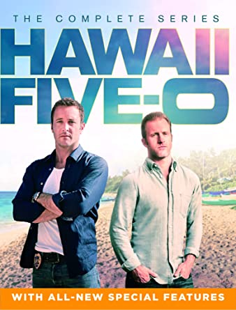 Hawaii Five-O (2010): The Complete Series DVD cover