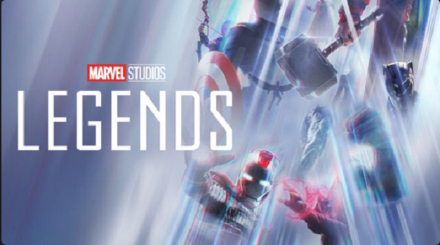 """Marvel Studios: Legends"" on Disney+"