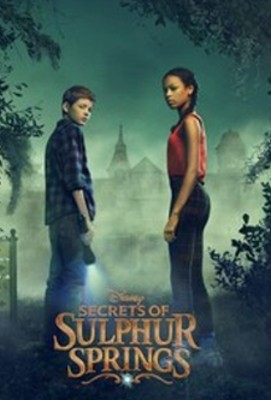 """Secrets of Sulphur Springs on Disney channel"