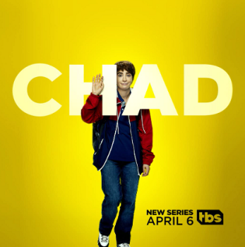 "poster for ""Chad"" on TBS"