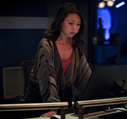 """Victoria Park in """"The Flash"""" on The CW"""