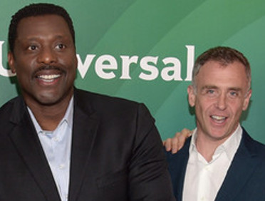 """Interview with Eamonn Walker and David Eigenberg of """"Chicago Fire"""" on NBC"""