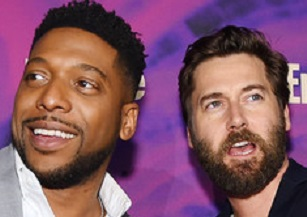 "Ryan Eggold and Jocko Sims of ""New Amsterdam"" on NBC"