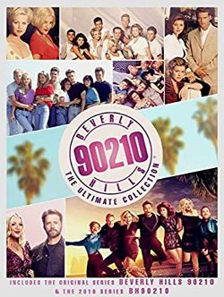 Beverly Hills 90210: The Complete Collection DVD cover