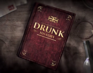 Drunk History: The Complete Series DVD cover