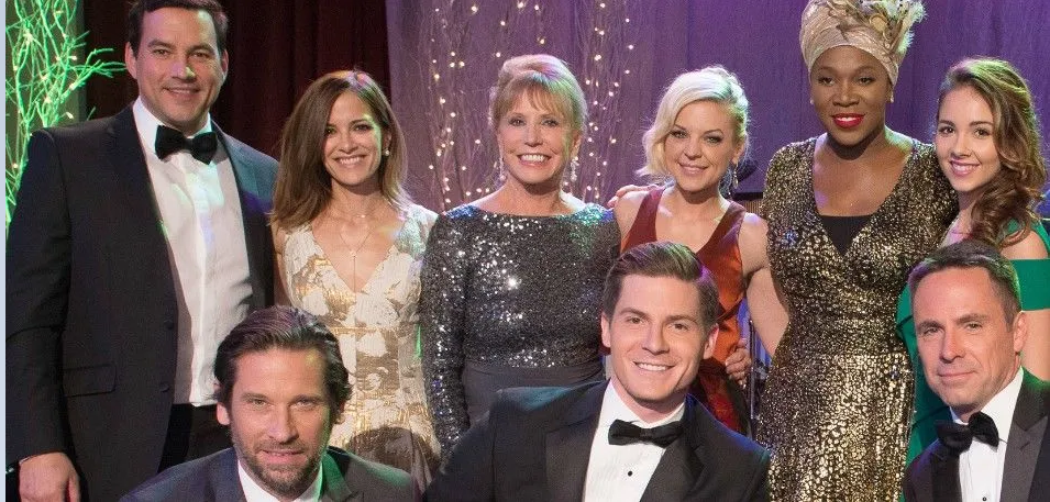 Some of the GH cast
