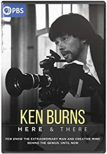 Ken Burns: Here and There DVD cover