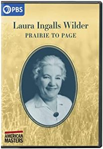 American Masters: Laura Ingalls Wilder: Prairie to Page DVD cover