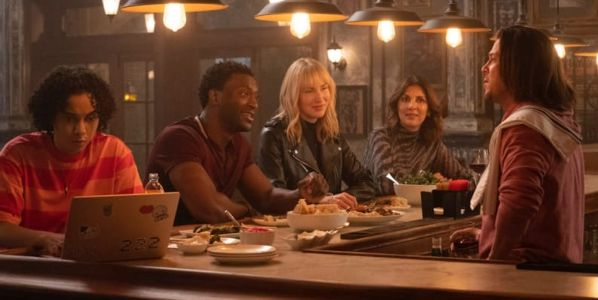 """Most of the cast of """"Leverage: Redemption"""" on IMDb TV"""