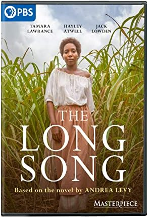 """""""The Long Song"""" DVD cover"""